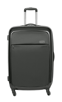 Lipault Plume Duo Luggage 4 Wheels 75cm Anthracite Grey