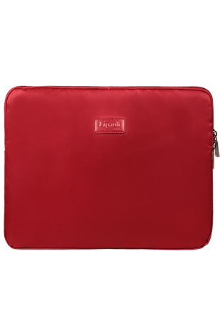 Lipault Plume Accessoires PC Sleeve 15' Ruby