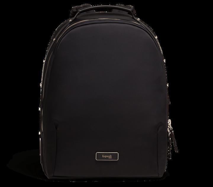 Business Avenue Backpack M Jet Black   1