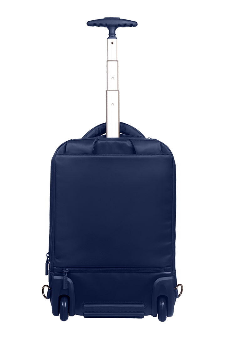Plume Business Rolling laptop bag Navy | 5