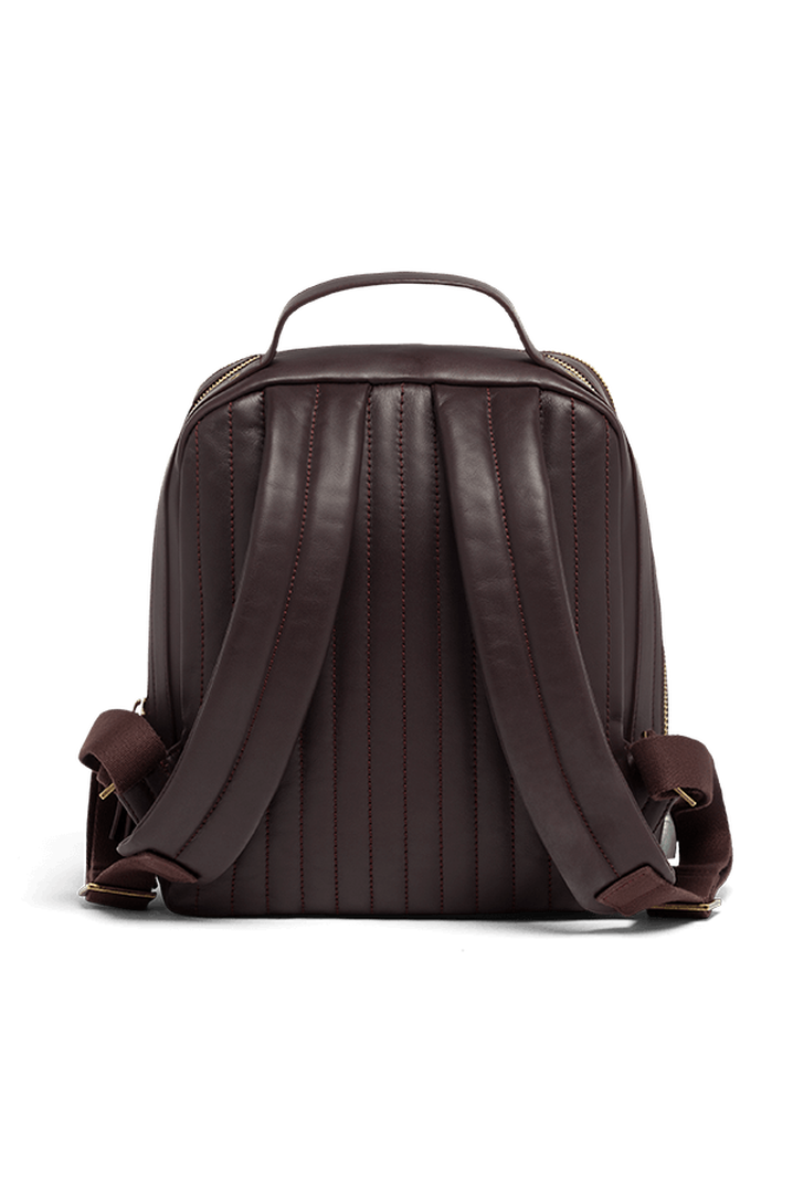 J.P. Gaultier Collab Mix Backpack S Burgundy | 3