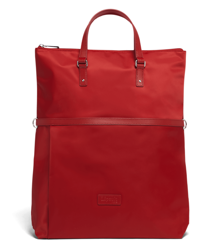 Lady Plume Shopping bag  Cherry Red | 1