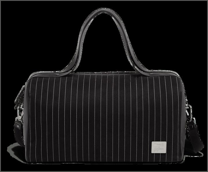 J.P. Gaultier Collab Ampli Duffle Bag Black | 1