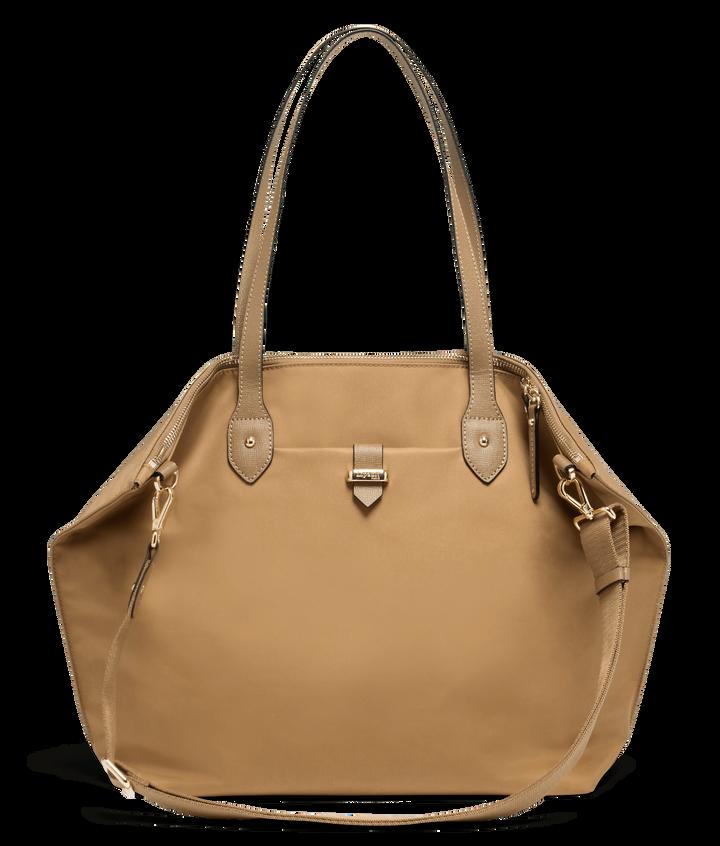 Plume Avenue Shopping bag  Camel | 1