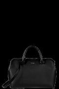Plume Elegance Shoulder bag Black