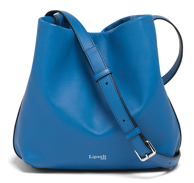 By The Seine Bucket Bag Cobalt Blue
