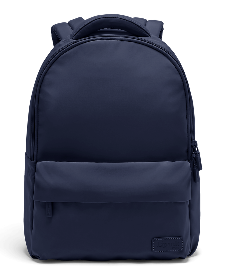 City Plume Backpack  Navy   1