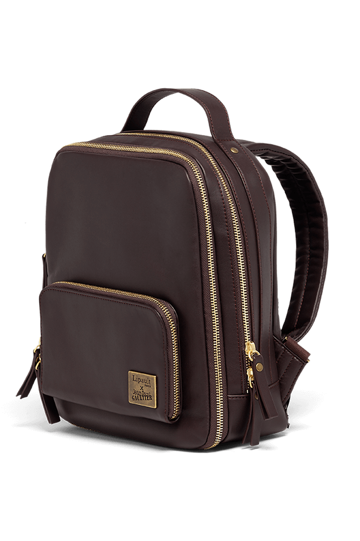 J.P. Gaultier Collab Mix Backpack S Burgundy | 5