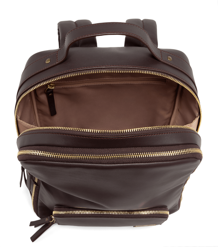 J.P. Gaultier Collab Mix Backpack M Burgundy | 2