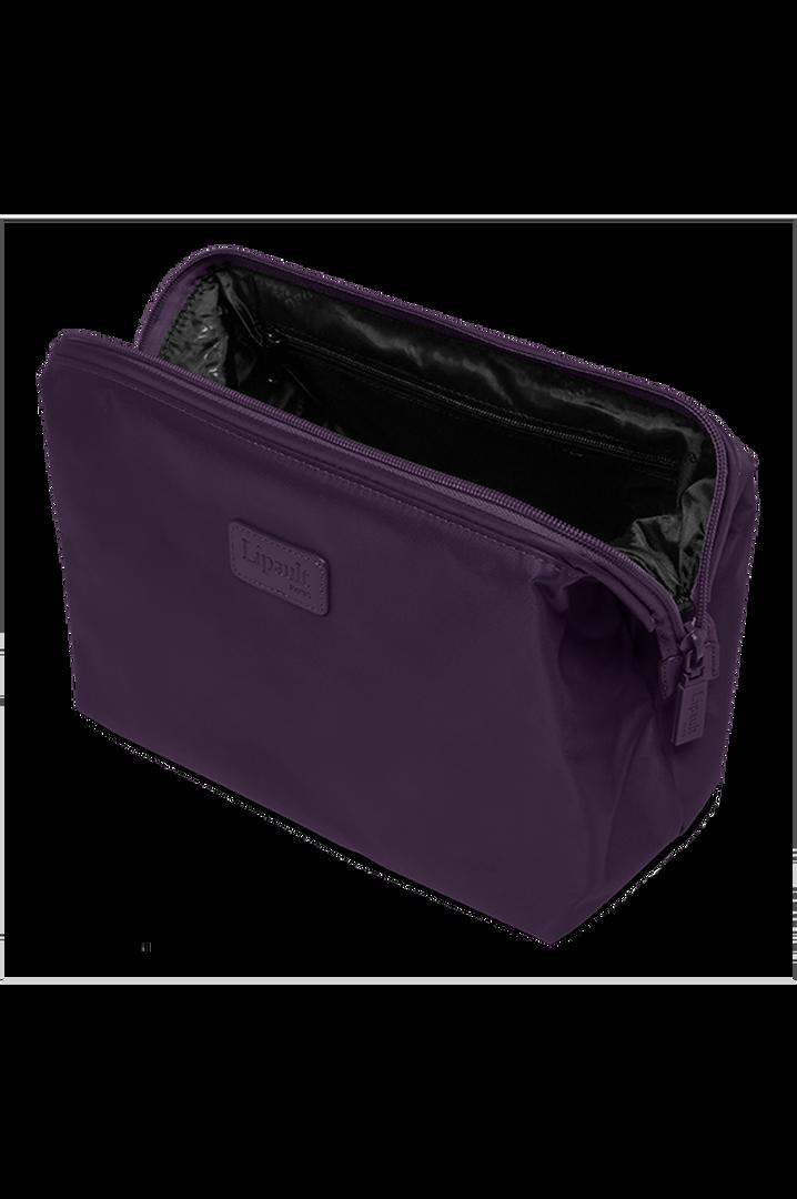 Plume Accessoires Toiletry Bag Purple | 2