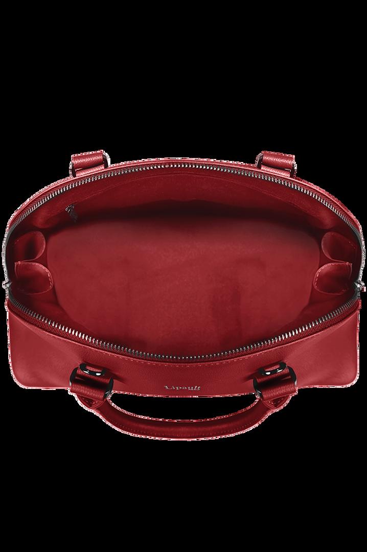 Plume Elegance Handbag M Ruby   2