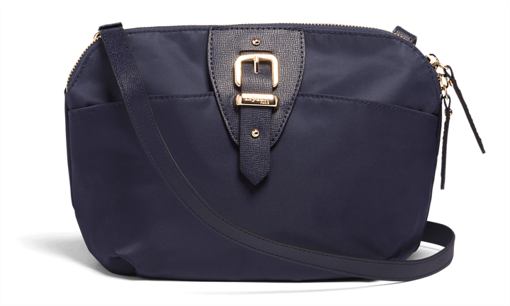 Plume Avenue Crossover bag Night Blue | 1