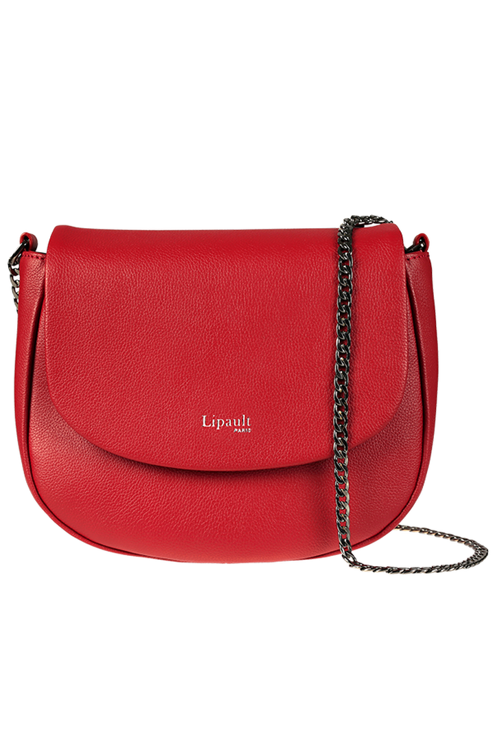 Plume Elegance Saddle Bag Ruby | 5