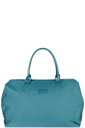 Lady Plume Duffle Bag M Duck Blue