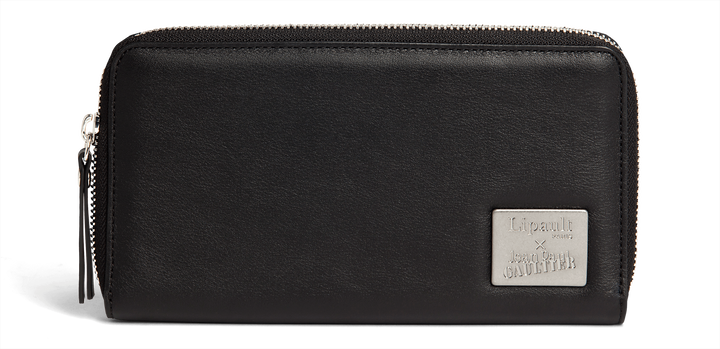 J.P. Gaultier Collab Wallet Black | 1