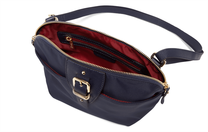 Plume Avenue Crossover bag Night Blue | 2