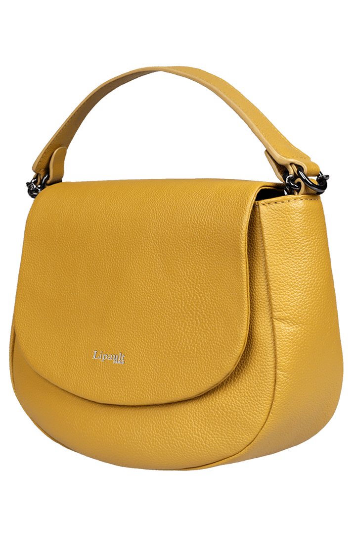 Plume Elegance Saddle Bag Mustard | 5