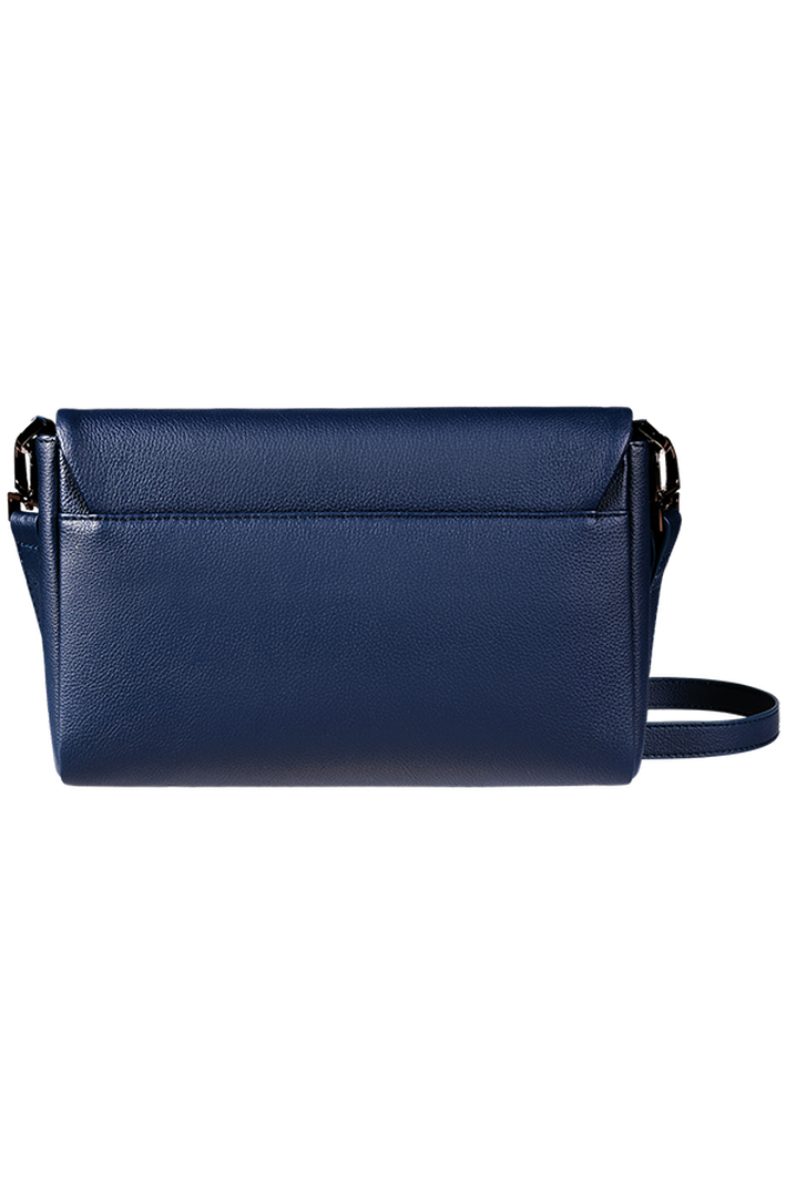 Plume Elegance Clutch Bag Navy | 4