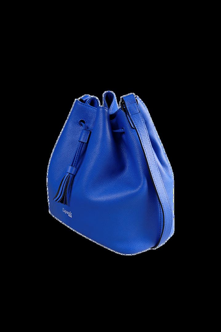 Plume Elegance Bucket Bag Exotic Blue | 4
