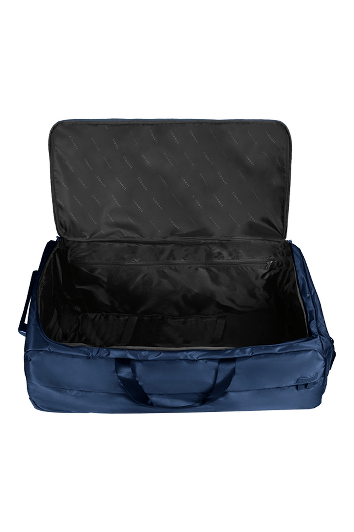 Pliable Duffle with wheels 78cm Navy | 2