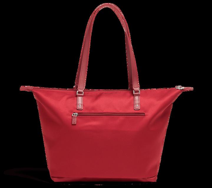 Izak Zenou Collab Shopping bag M Pose/Garnet Red   2