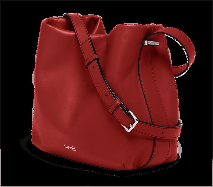 By The Seine Bucket Bag Cherry Red | 3
