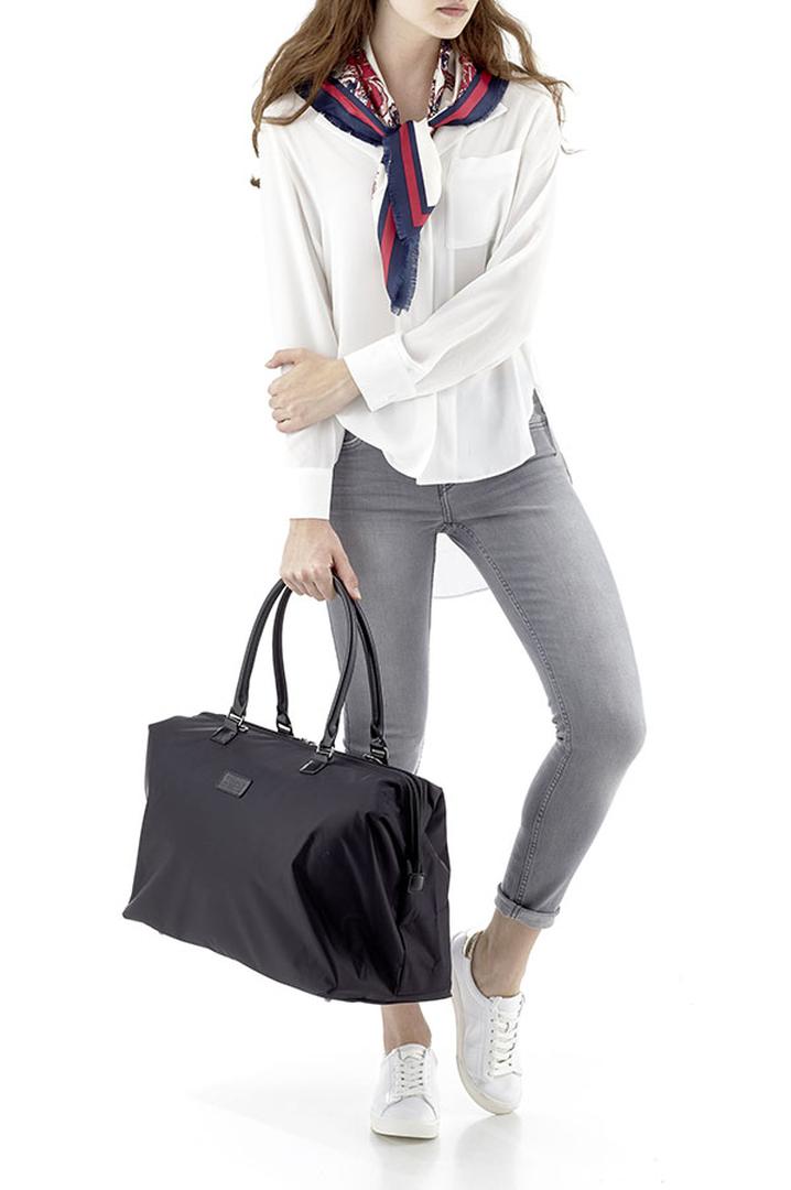 Lady Plume Weekend Bag M Black | 3