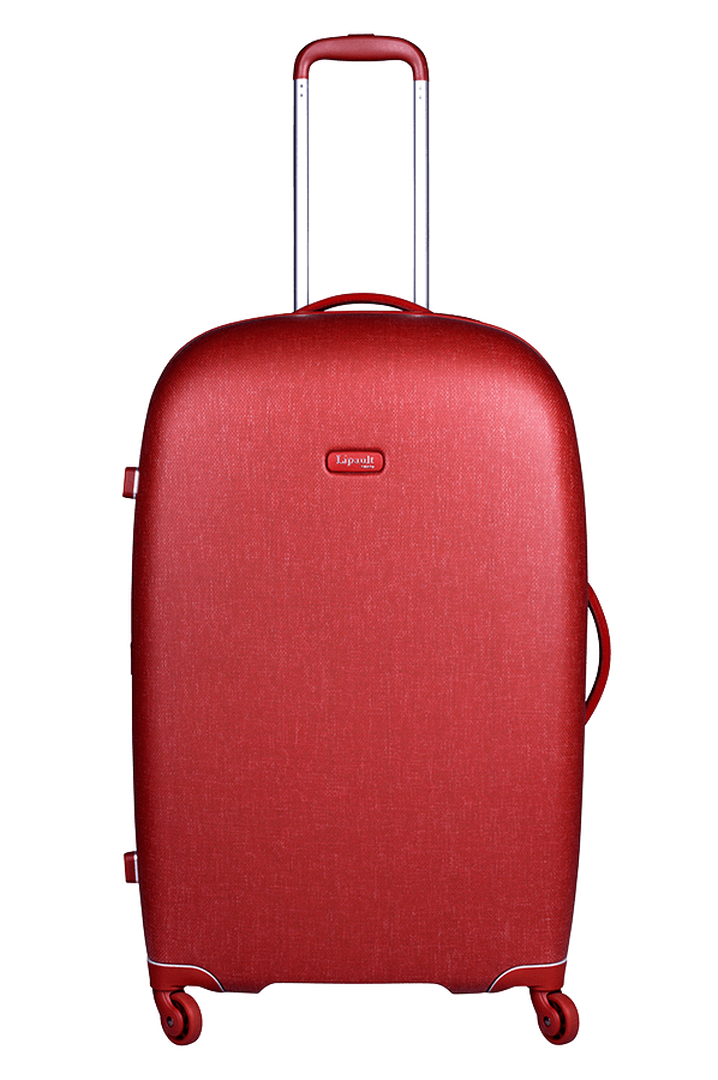 Chic And Plume Spinner Expandable (4 wheels) Ruby | 1