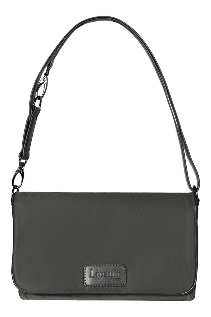Lady Plume Clutch Bag M Anthracite Grey | 5
