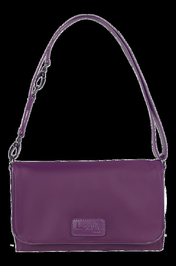 Lady Plume Clutch Bag M Purple | 5
