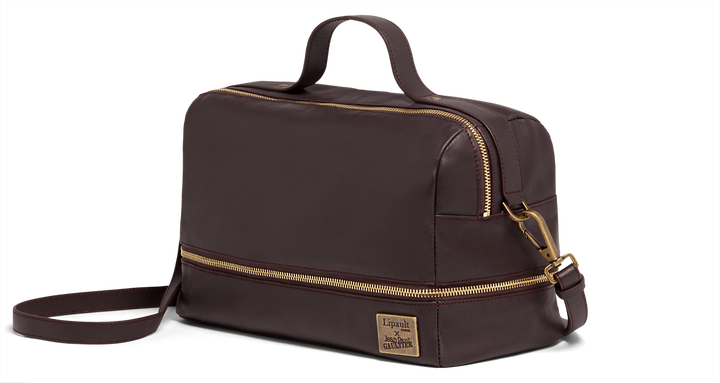 J.P. Gaultier Collab Compil Boston Bag Burgundy | 4
