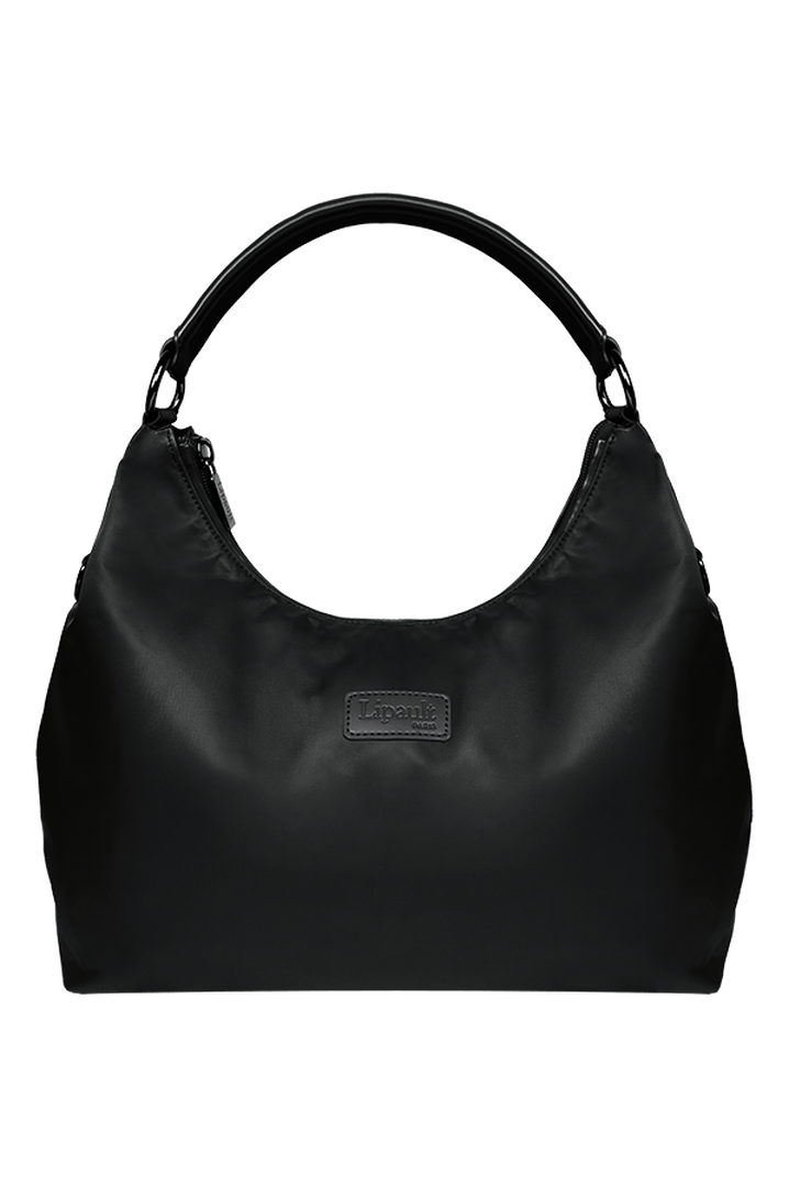 Lady Plume Hobo bag M Black | 1