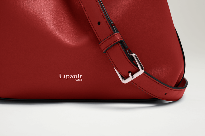 By The Seine Bucket Bag Cherry Red | 4