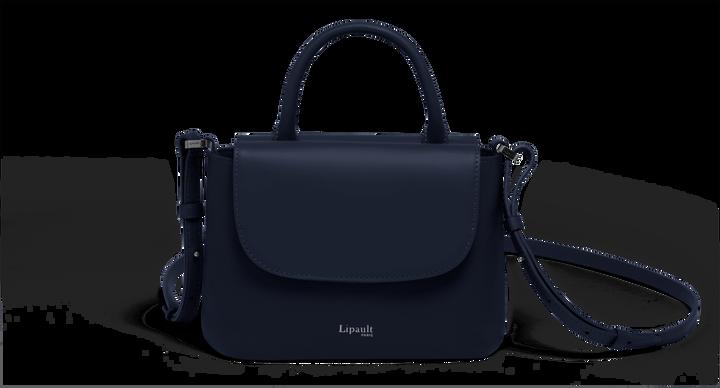 Plume Elegance Handbag  Navy | 1