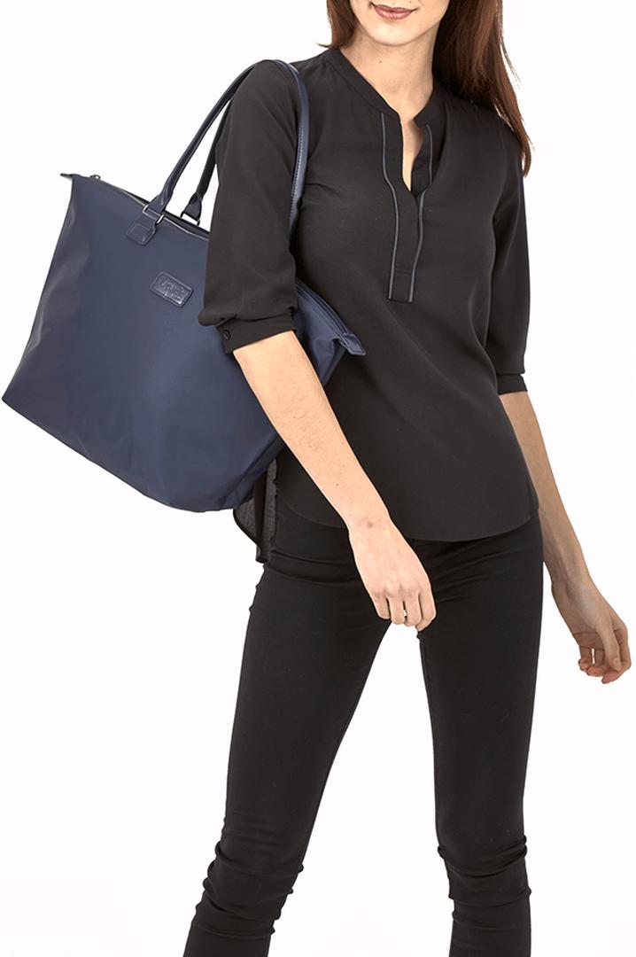 Lady Plume Shopping bag M Navy | 3