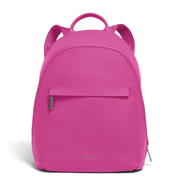 Plume Elegance Backpack S Sweet Fuchsia