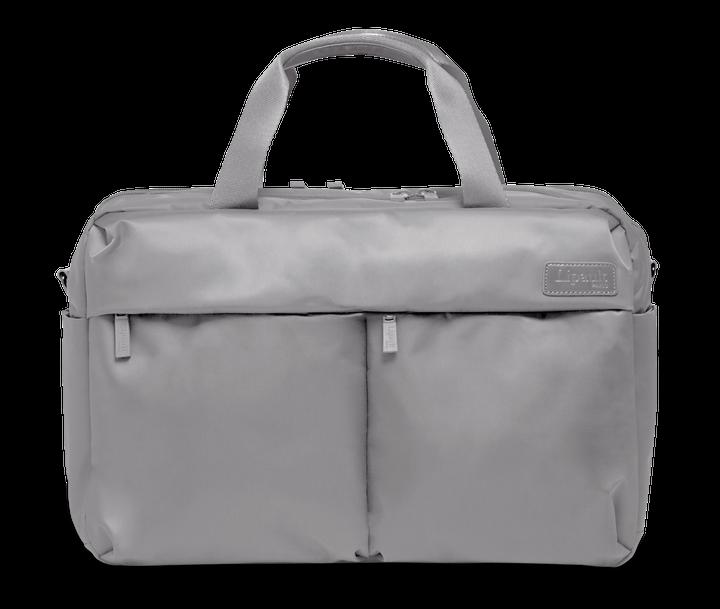 City Plume 24h Bag  Pearl Grey   1