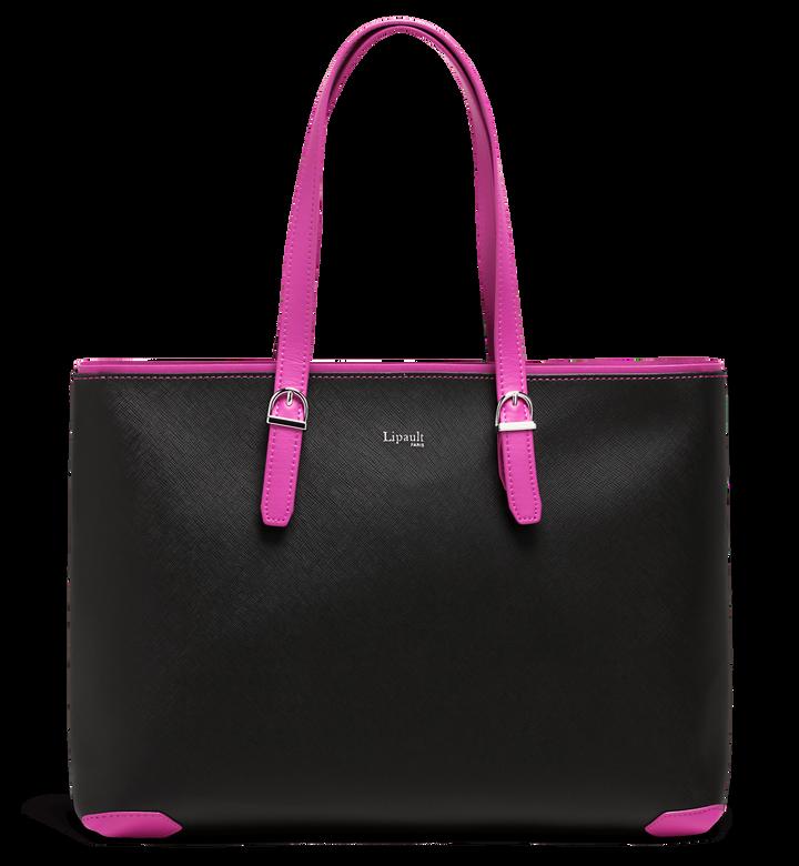 Variation Shopping bag  Black/Sweet Fuchsia | 1