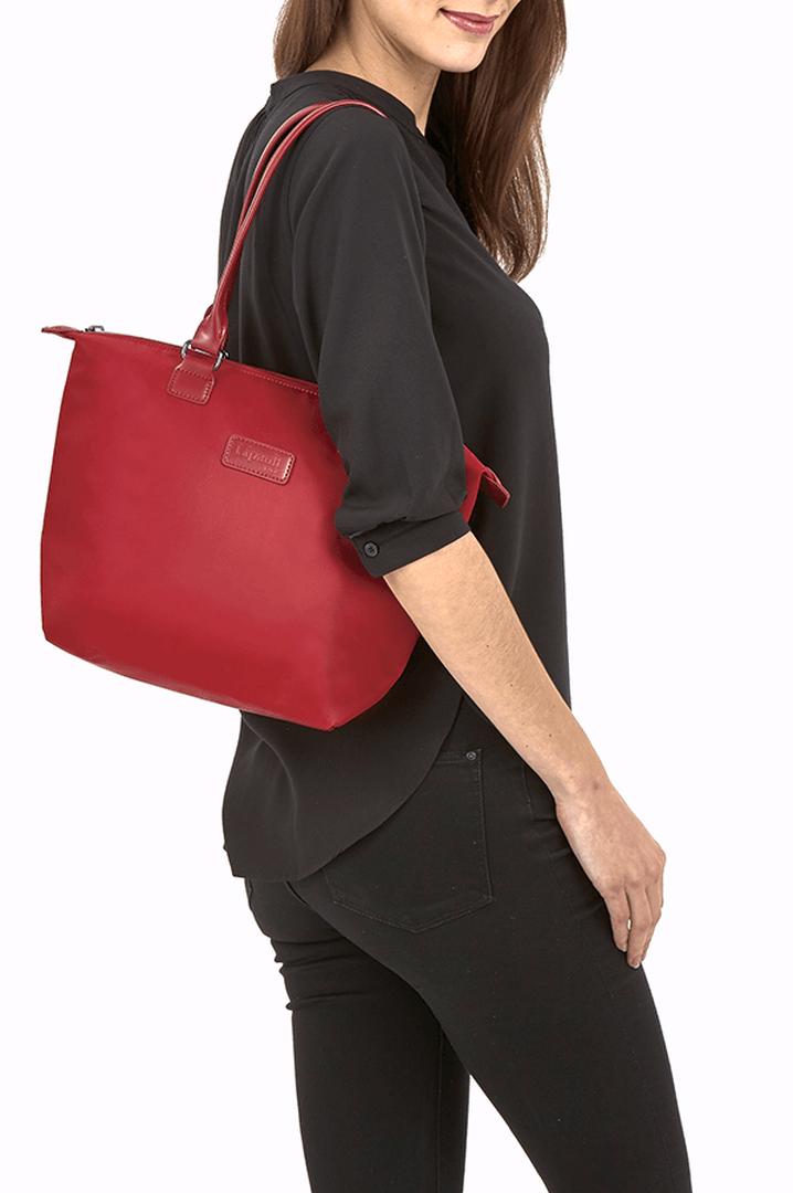Lady Plume Shopping bag S Ruby | 3