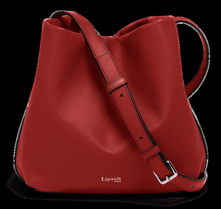 By The Seine Bucket Bag Cherry Red | 1