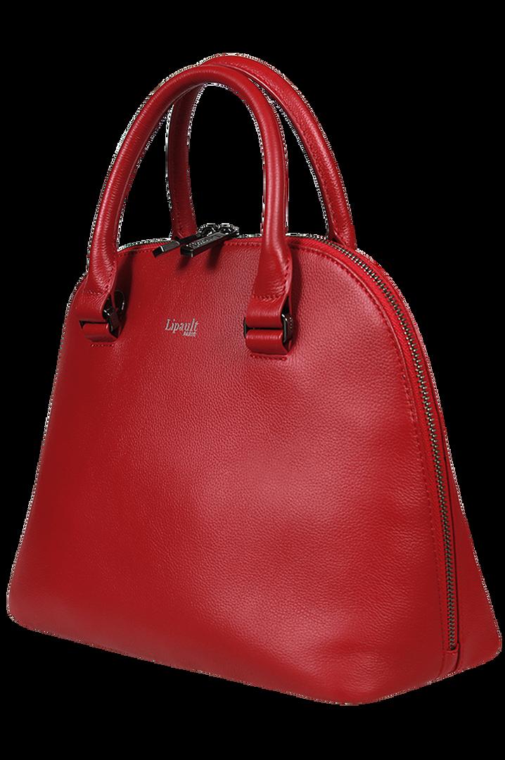 Plume Elegance Handbag M Ruby   6
