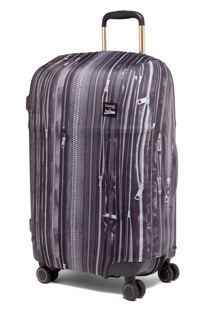 J.P. Gaultier Collab Luggage Cover M Black | 2