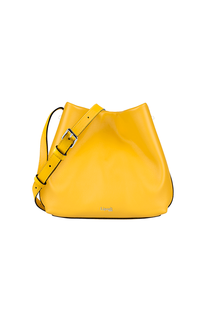 By The Seine Bucket Bag Lemon Yellow | 1