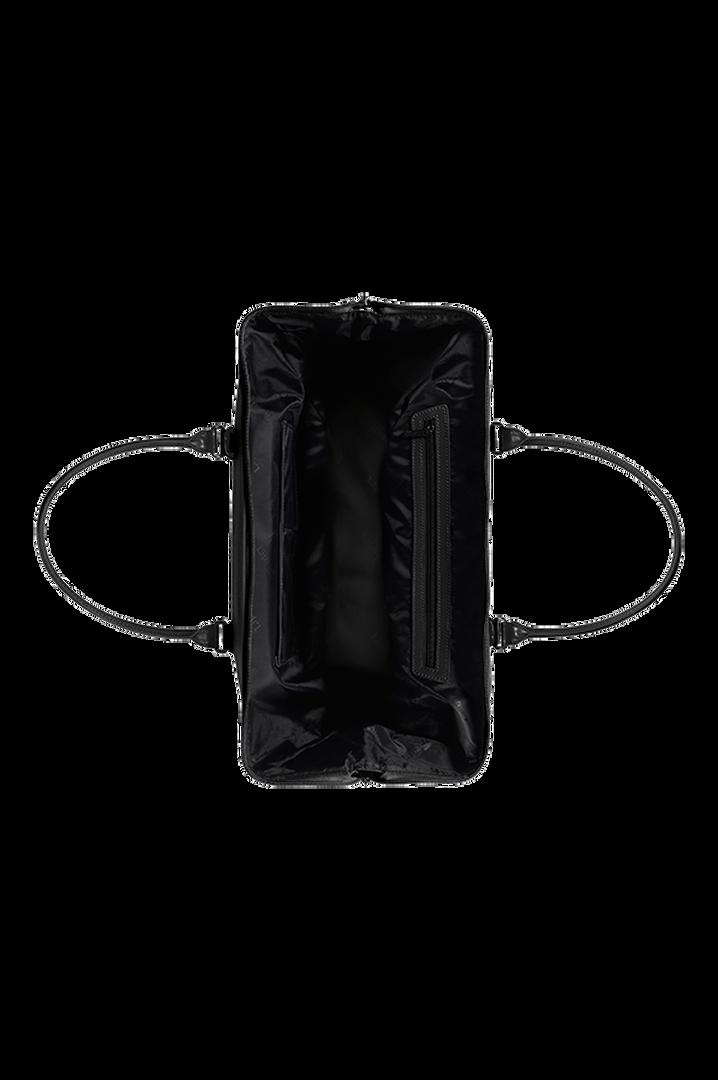 Lady Plume Weekend Bag M Black | 2