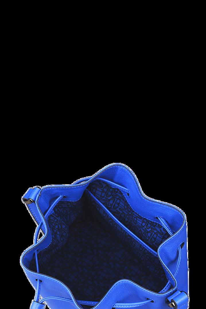 Plume Elegance Bucket Bag Exotic Blue | 2