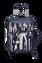 Izak Zenou Collab Spinner (4 wheels) 55cm Pose/Night Blue