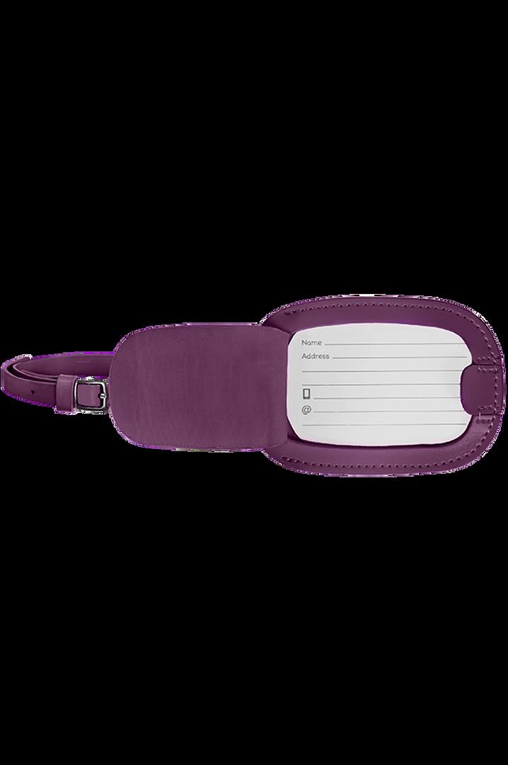 Lipault Ta Luggage Tag Purple | 2