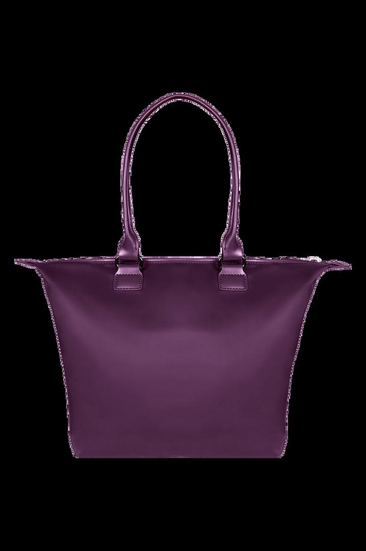 Lady Plume Shopping bag S Purple   4