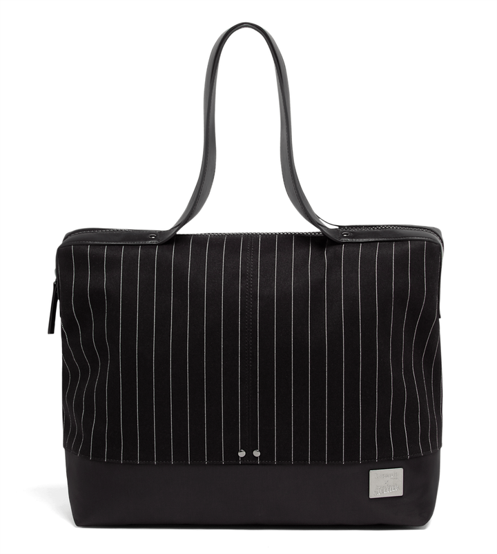 J.P. Gaultier Collab Ampli Shopping bag Black | 1