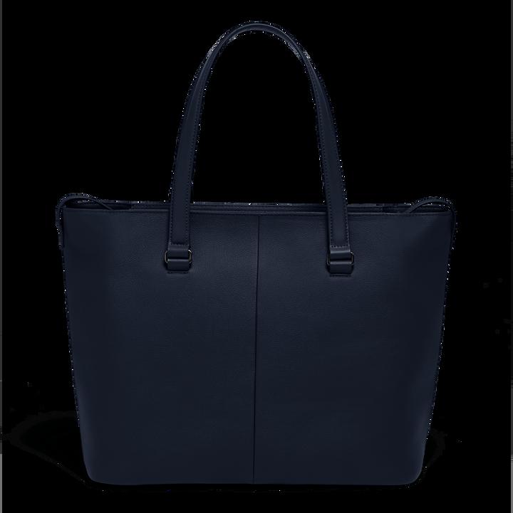 Plume Elegance Shopping bag L Navy | 3